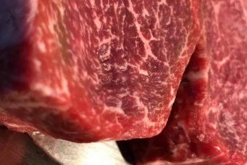 黒毛和牛ステーキのフルコース